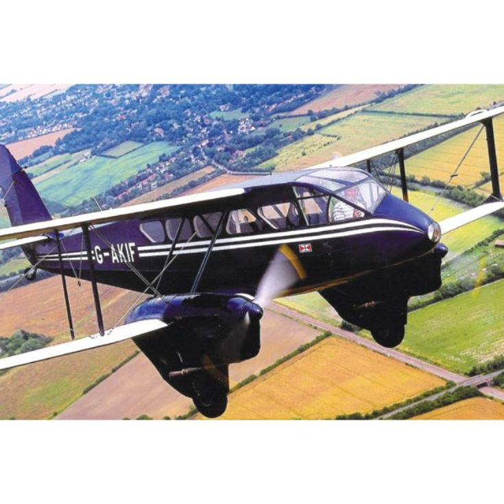 Dragon Rapide Flight over London product image