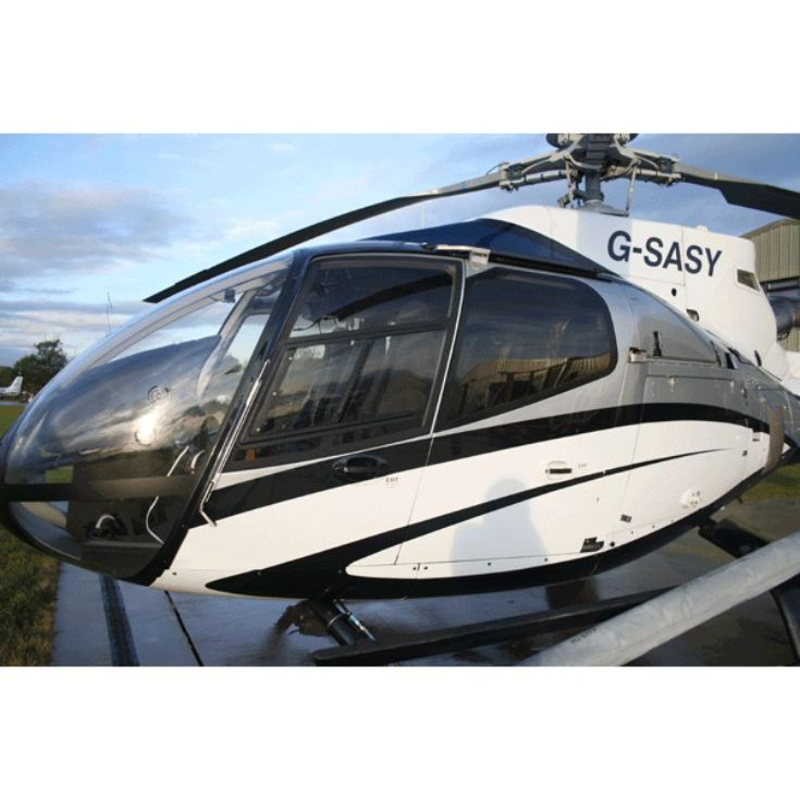 Emmerdale and York Helicopter Tour product image