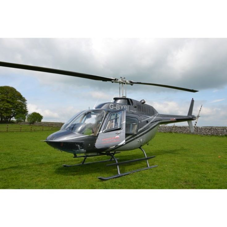 UK City Sightseeing Helicopter Tour for One  product image
