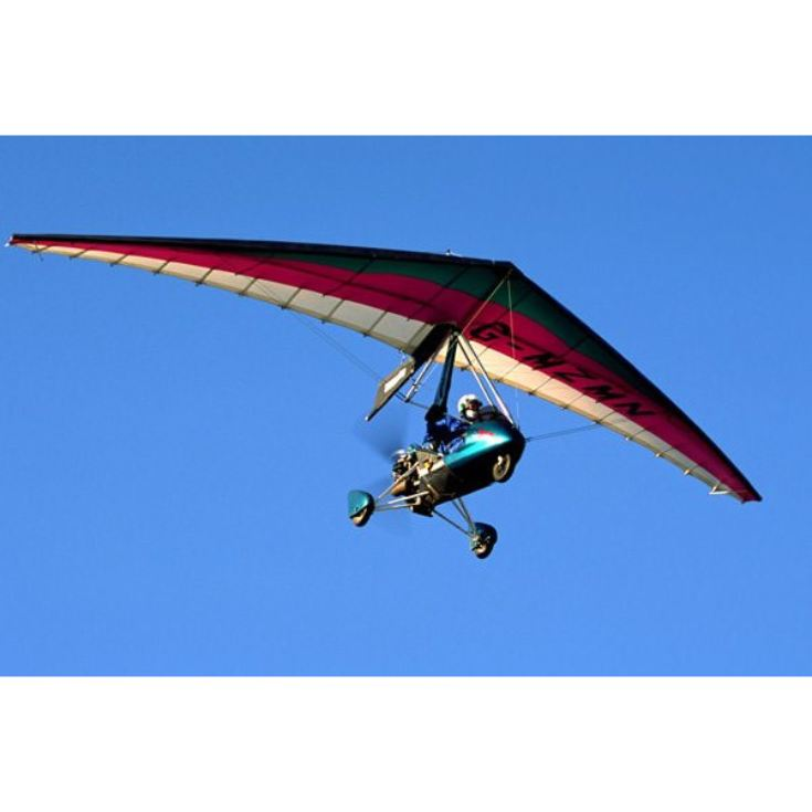 Microlight Flight 60 minutes - UK Wide product image