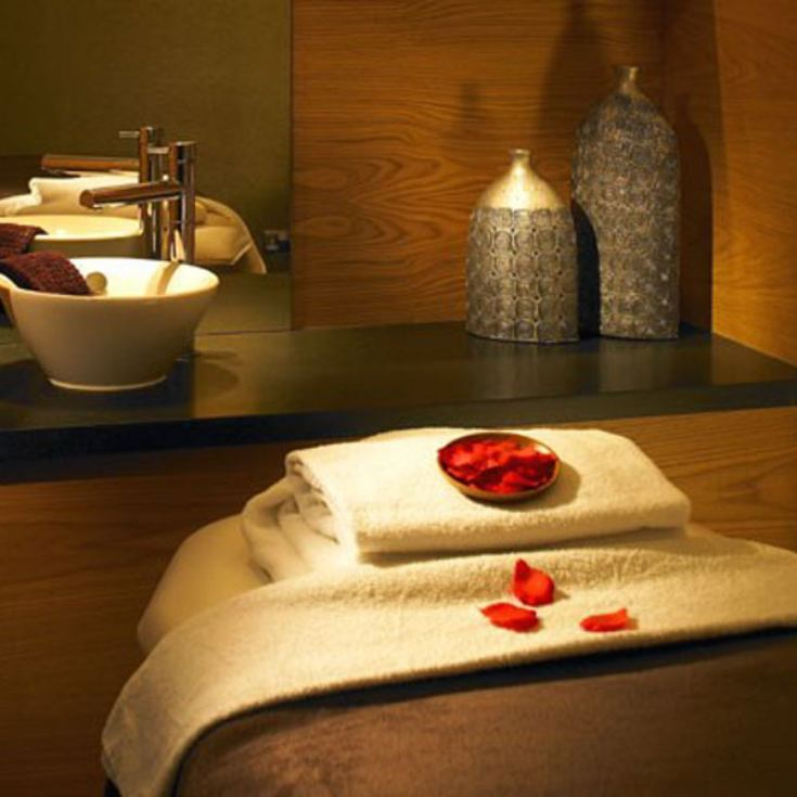 Relaxation Spa Day with up to 55 Minutes of Treatments for Two product image