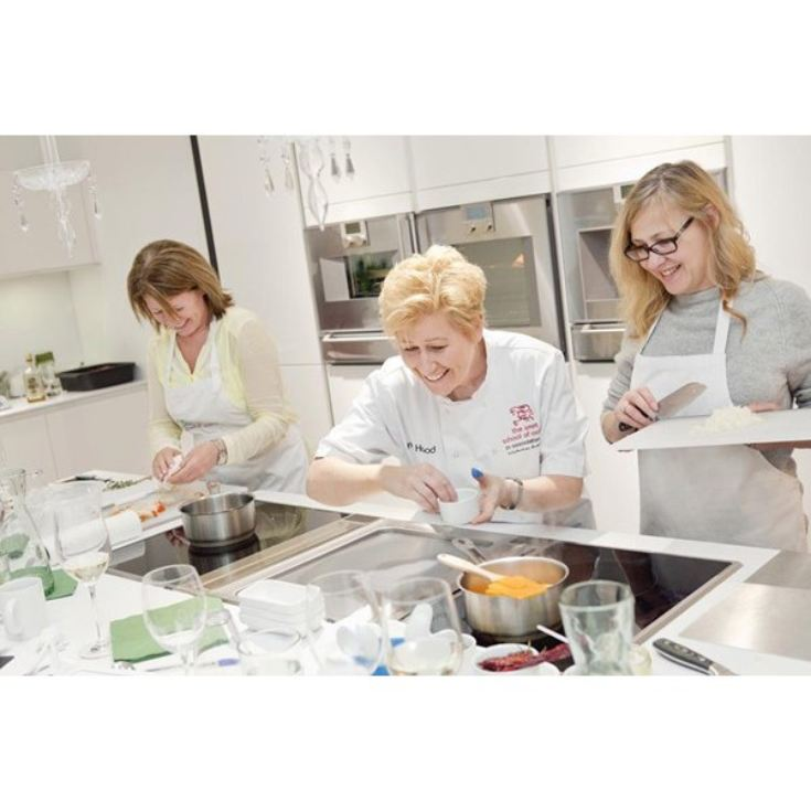 2 For 1 Half Day Cooking Class with Ann's Smart School of Cookery product image