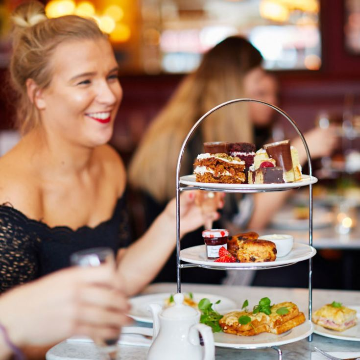 Afternoon Tea for Two at Café Rouge product image