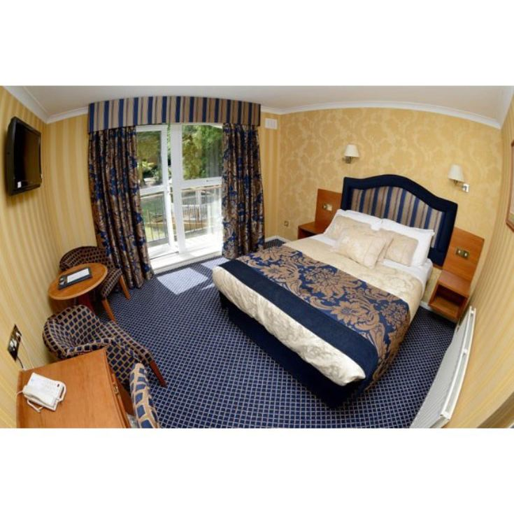 One Night Break for Two at Buckatree Hall Hotel, Shropshire product image
