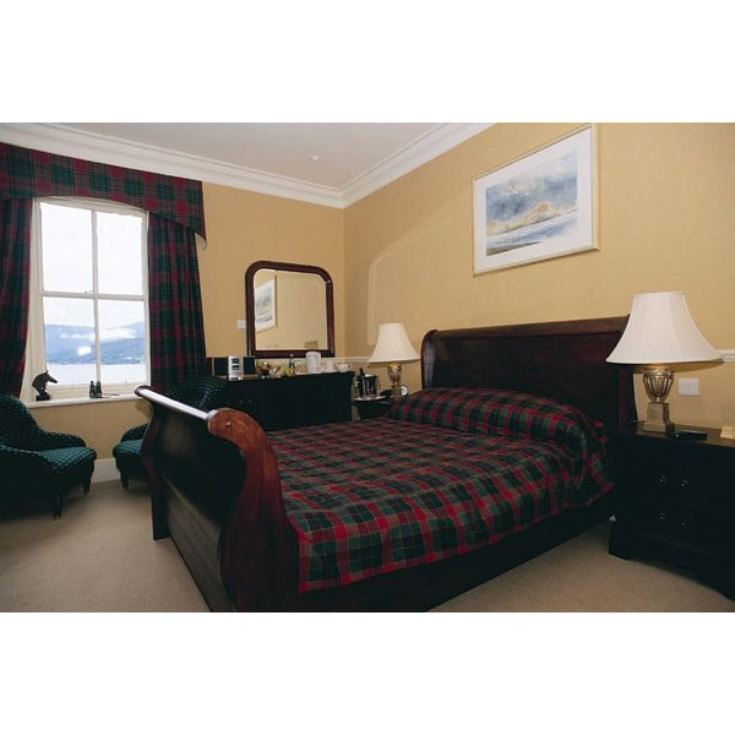 One Night Hotel Break in Scotland for Two product image