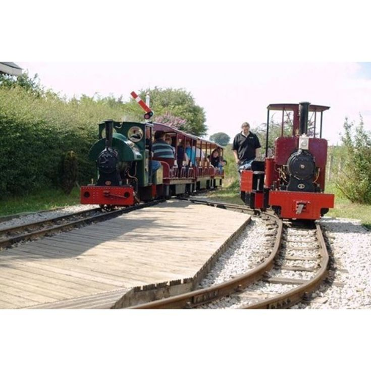 Steam Train Driving Taster Experience in Nottinghamshire product image