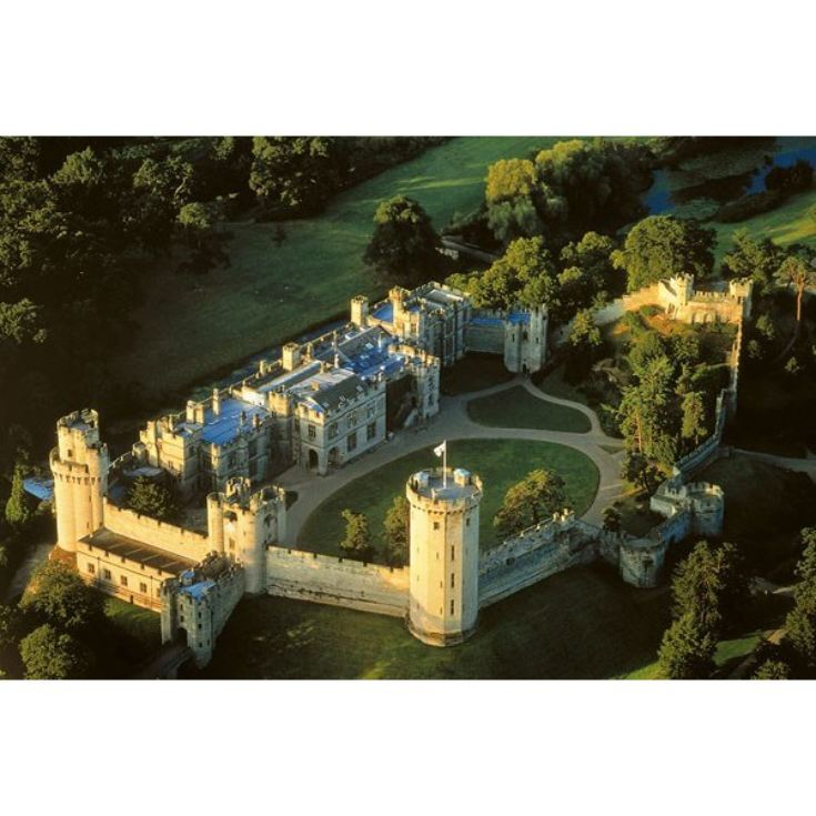 Warwick Castle Entry with Afternoon Tea for Two at Hilton Warwick product image