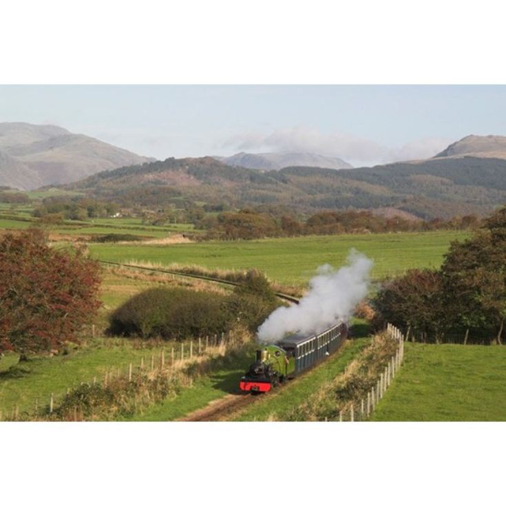 Cream Tea and Steam Experience for Two at Ravenglass Railway product image