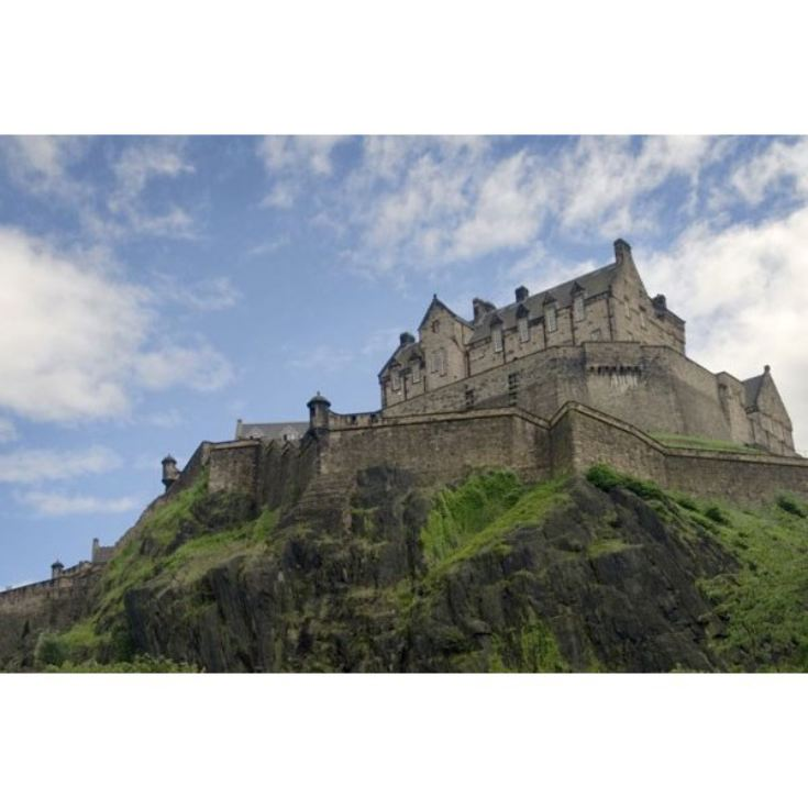 Visit Edinburgh Castle with a Three Course Dinner for Two product image