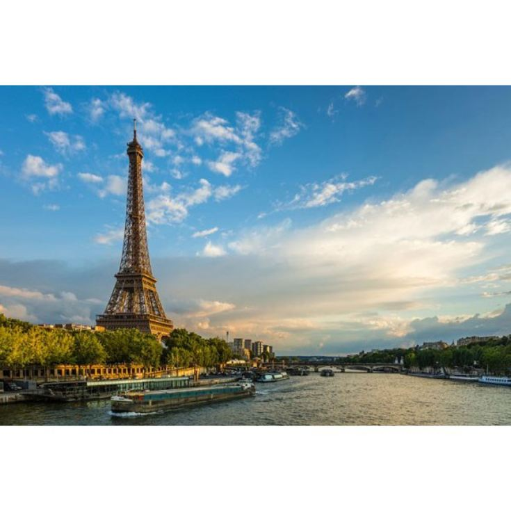 Eurostar to Paris and Lunch Cruise for Two product image
