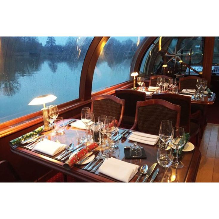Bateaux Windsor Lunch Cruise on The Thames product image