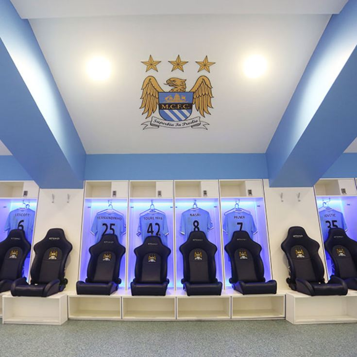 Adult Tour of Manchester City Stadium product image