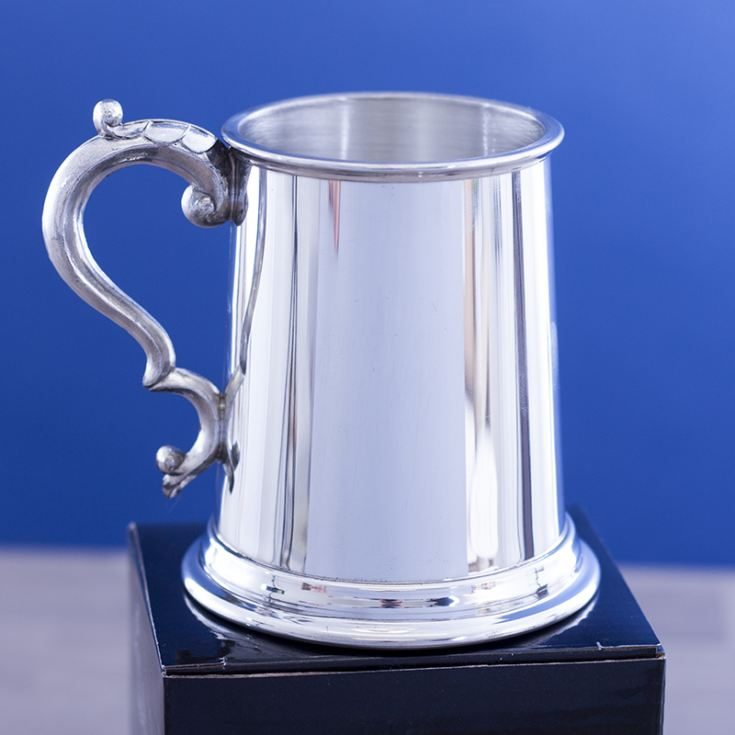Half Pint Pewter Tankard product image