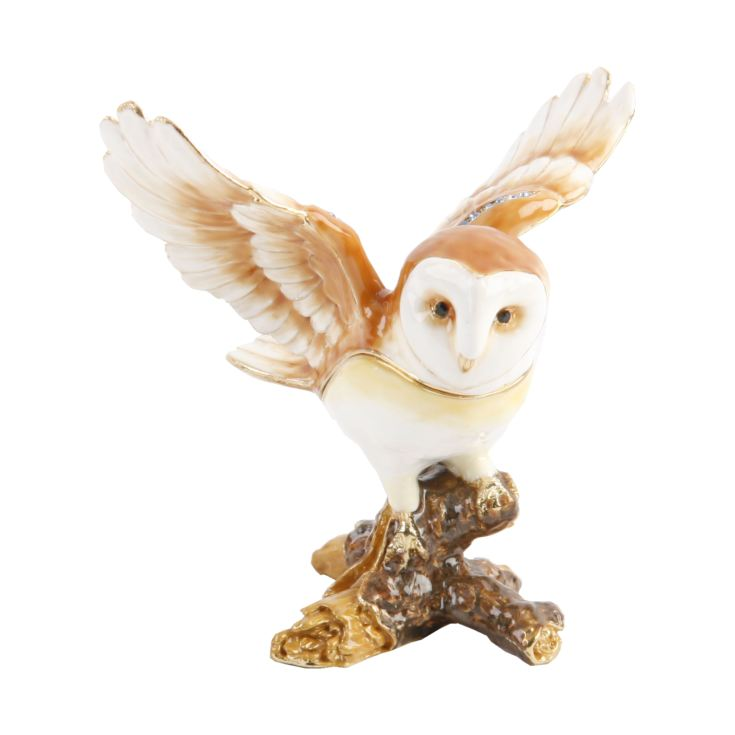 Treasured Trinkets Tawny Owl product image