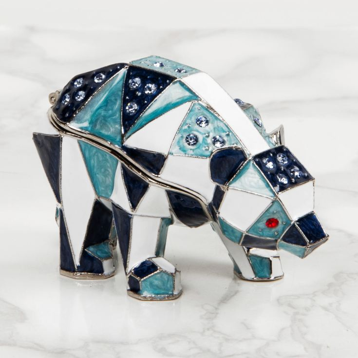 Treasured Trinkets - Cubist Bear product image