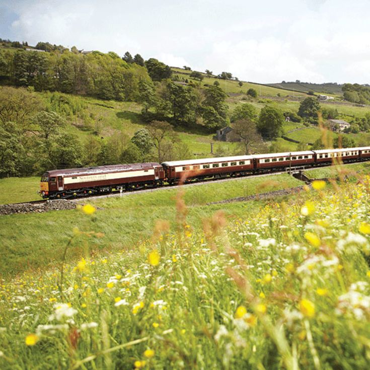 Day Excursion for Two on the Northern Belle product image