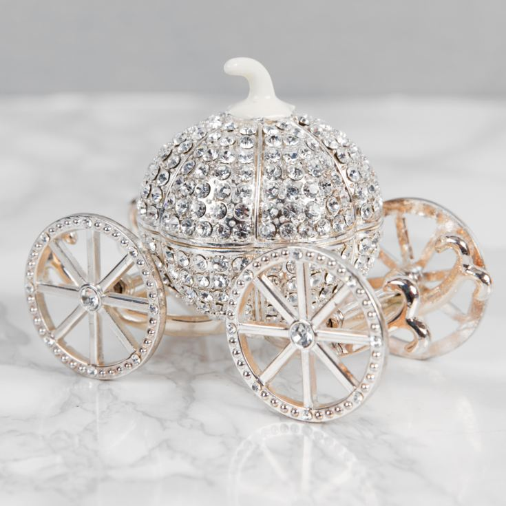 Treasured Trinkets Crystal Carriage product image