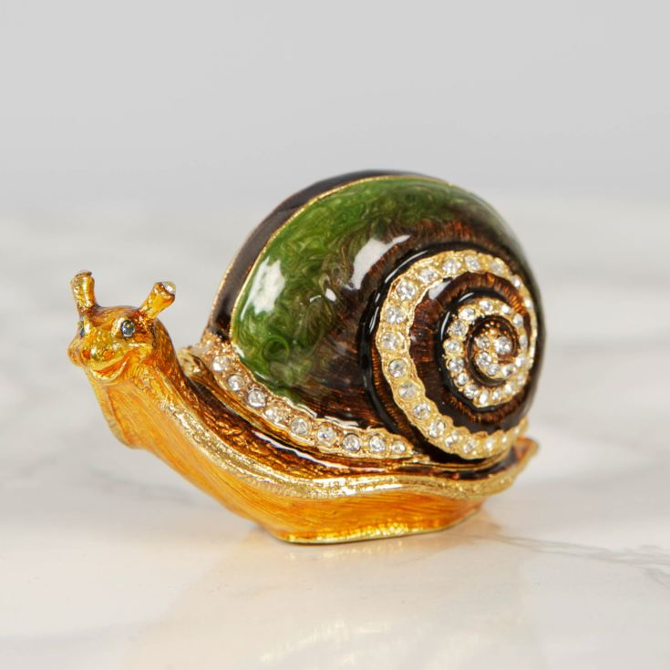 Treasured Trinkets - Snail product image