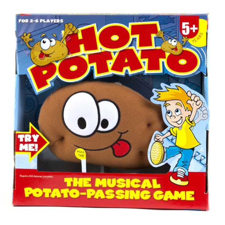 Hot Potato Kids Game product image
