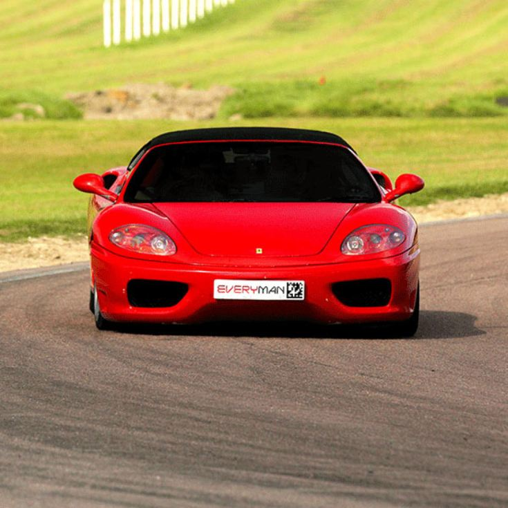 Ferrari and Lamborghini Driving Thrill product image