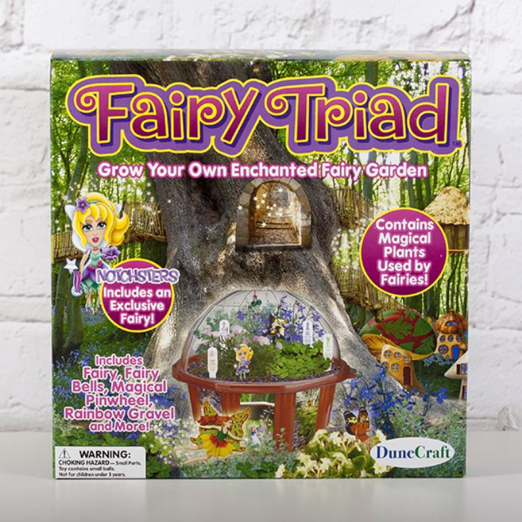 Fairy Triad Dome Terrarium product image