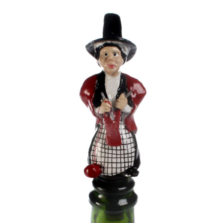 Welsh Lady Bottle Stopper product image