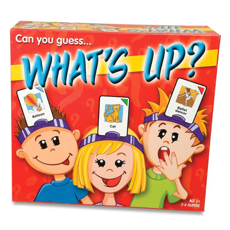 Whats Up Game for Kids product image
