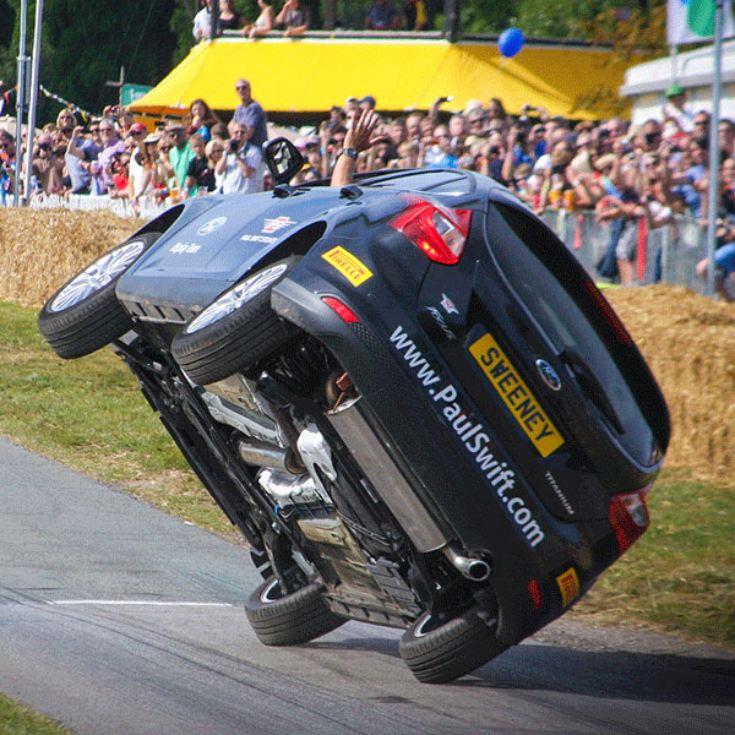 Ultimate Stunt Driving Experience  product image