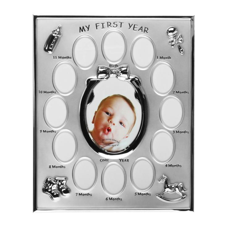 My First Year 13 Aperture Photo Frame product image