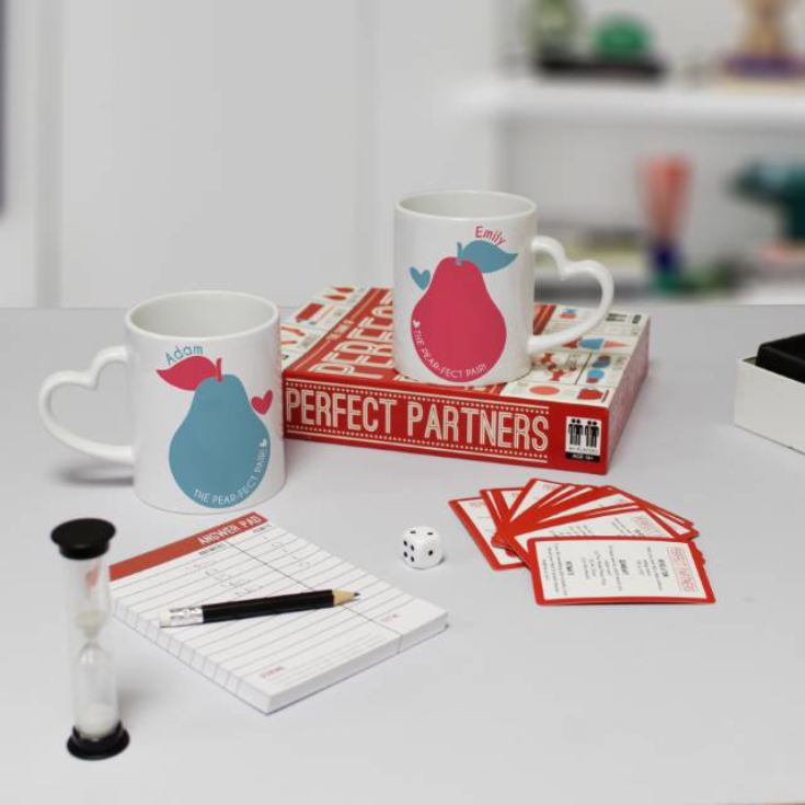 Personalised Perfect Partners Game Set product image