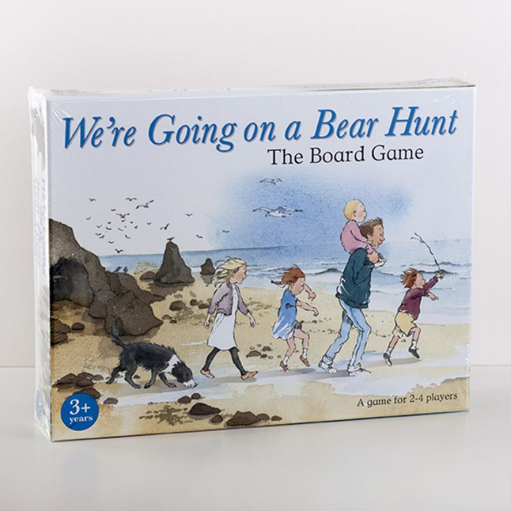 We're Going on a Bear Hunt - The Board Game product image