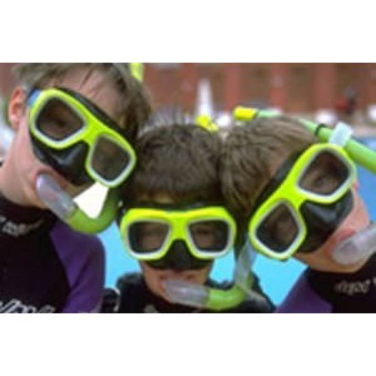 Bubblemaker Kids Scuba Experience for Two in Norfolk product image