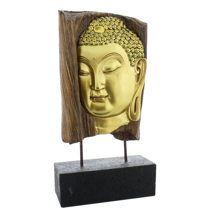 Juliana Gold Thai Buddha Figurine on Stand 46cm product image