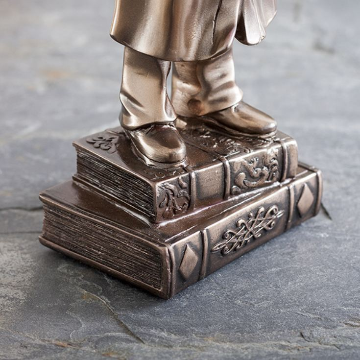 Male Bronze Graduation Figurine product image
