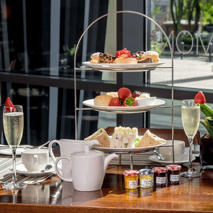 Luxury Afternoon Tea for Two Gift Voucher product image
