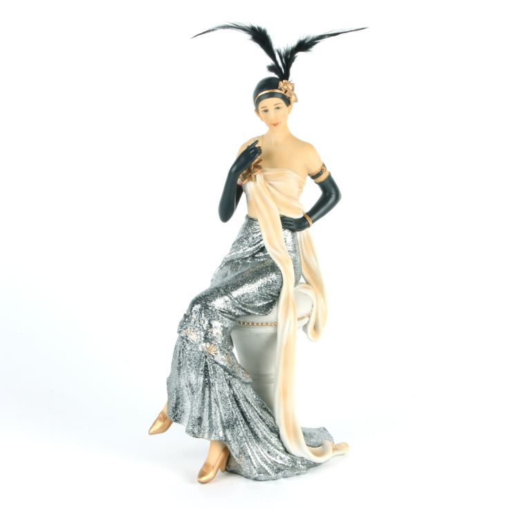 Charleston Resin Lady Figurine 'Betty' product image