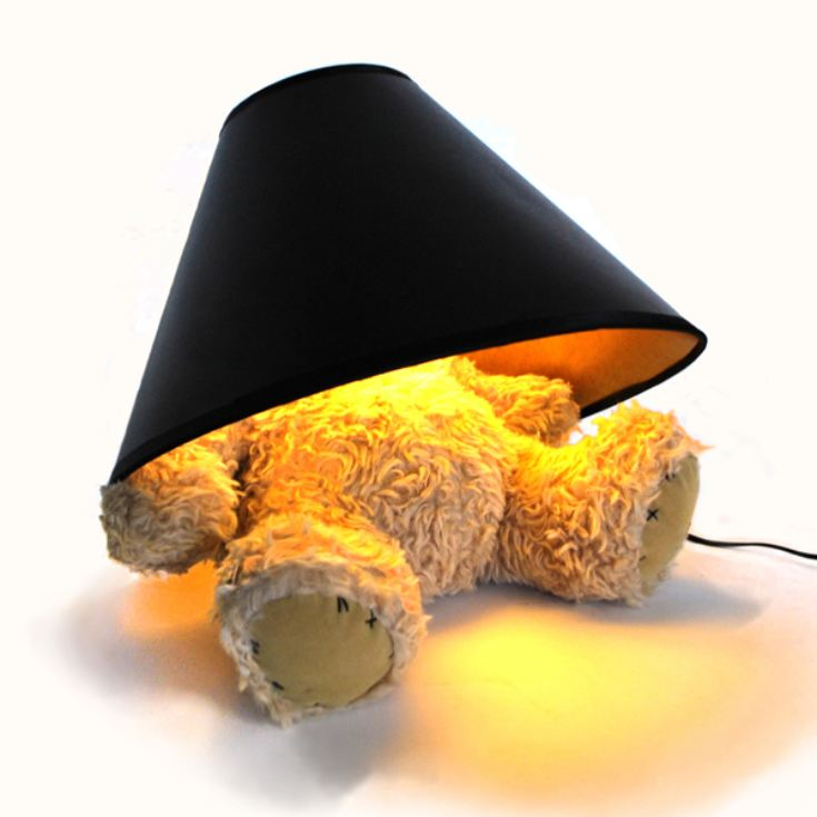 Teddy Bear Lamp product image