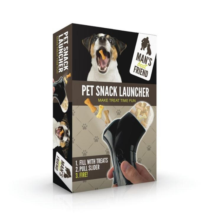 Pet Snack Launcher product image
