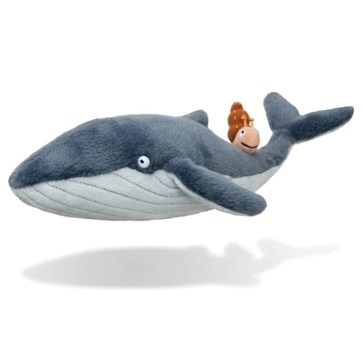 The Snail and the Whale Soft Toy product image