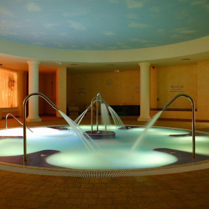 Indulgent Spa Day with 25 Minute Treatment and Lunch for Two at Whittlebury Hall product image