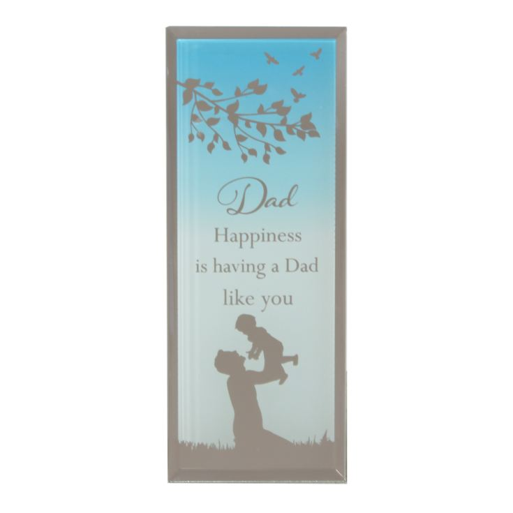 Reflections Of The Heart Dad Standing Plaque product image