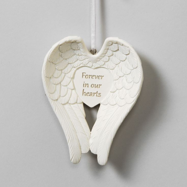 Thoughts Of You 'Forever In Our Hearts' Angel Wings product image