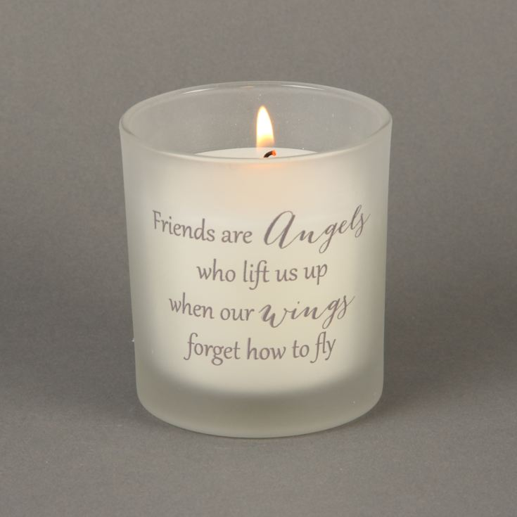 Thoughts of You 'Friends Are Angels' 150g Candle product image