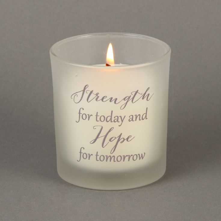 Thoughts Of You 'Hope & Strength' 150g Candle product image