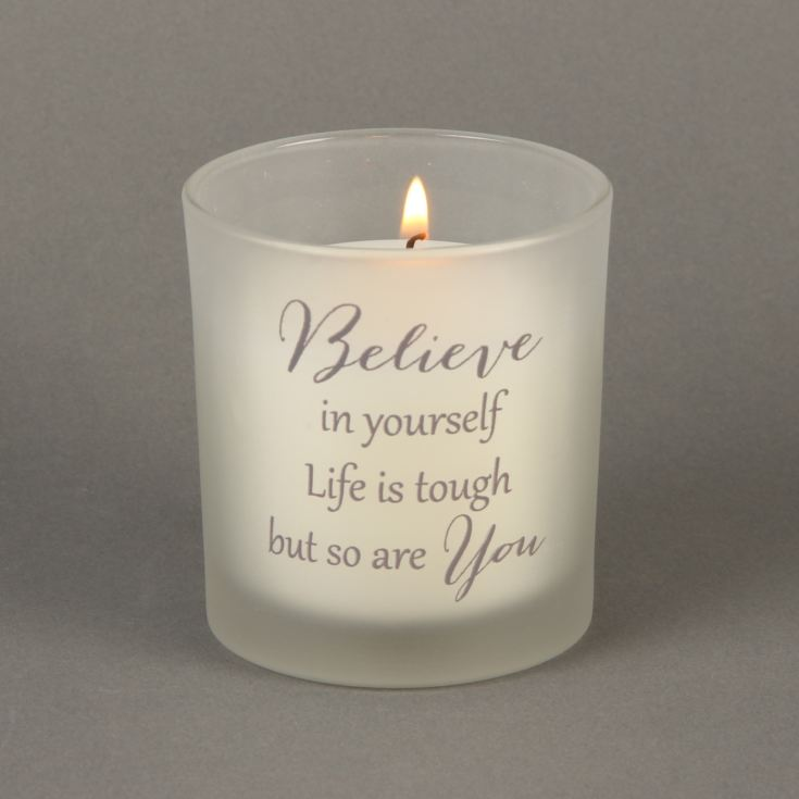 Thoughts of You 'Believe in Yourself' 150g Candle product image