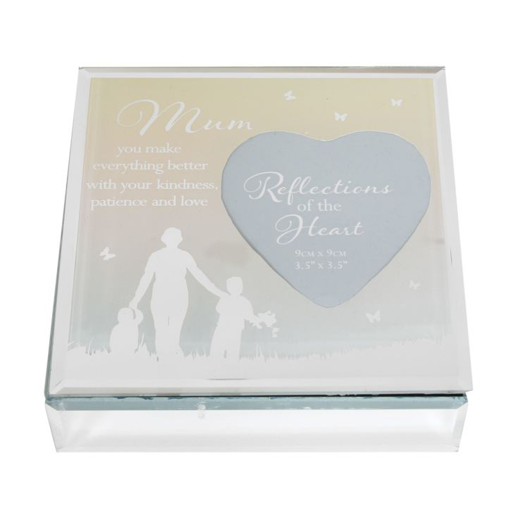 Reflections Of The Heart Mum Trinket Box product image