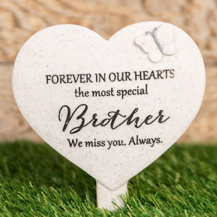 Thoughts Of You 'Brother' Graveside Stake product image