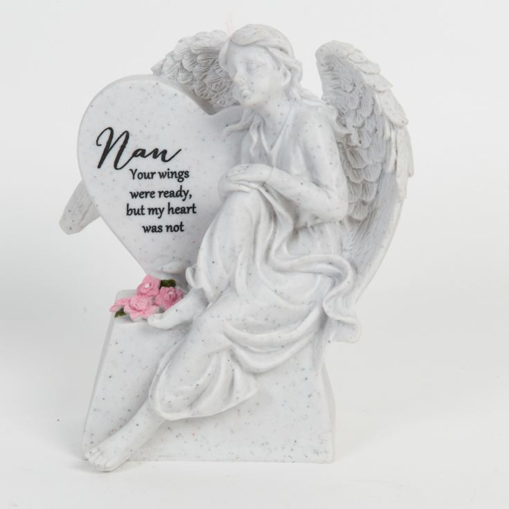 Thoughts Of You 'Nan' Graveside Angel & Heart product image