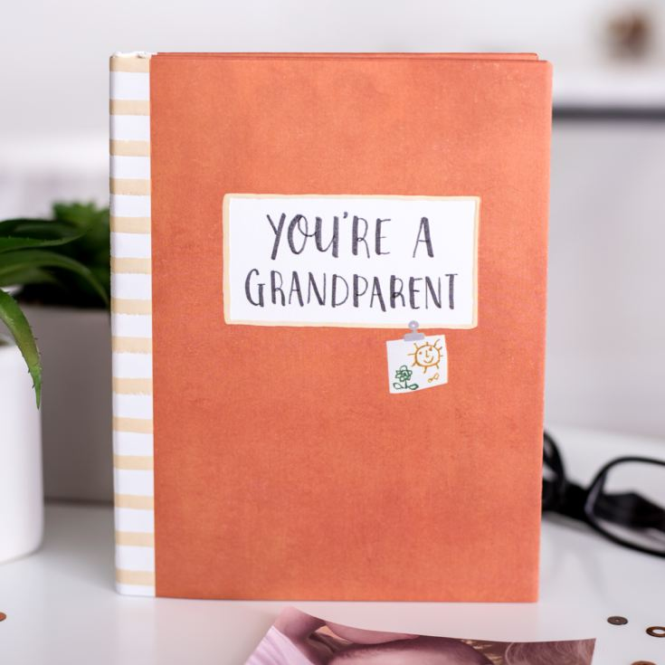 Compendium Gift Book - You're A Grandparent product image