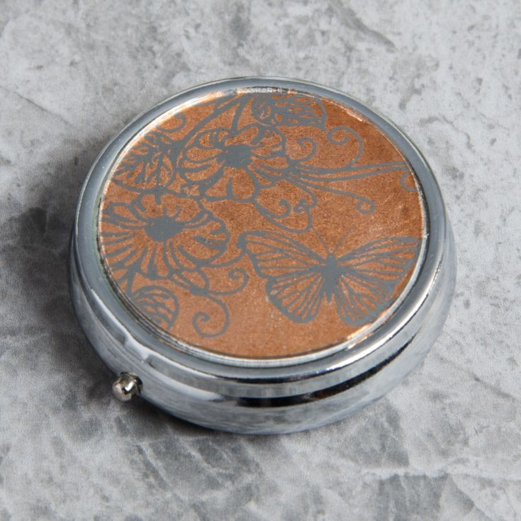 Sophia Rose Gold Collection Pill Box product image
